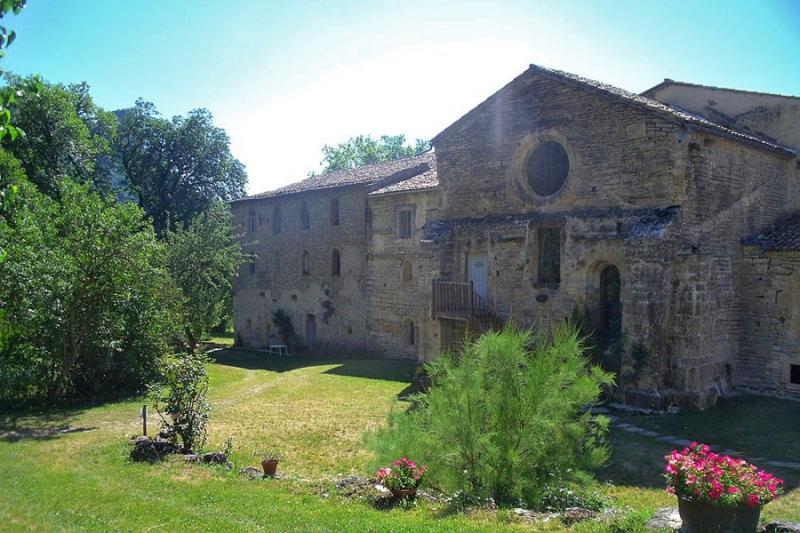 Abbaye de Valcroissant