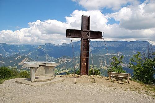 Croix de Justin